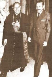 francis and videla