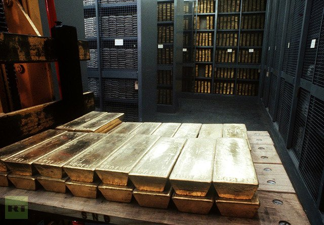 doubts about america u0026 39 s official gold holdings  the us gold