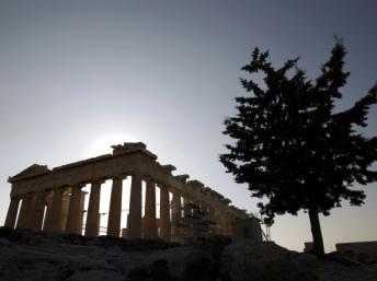 Grèce arbre
