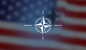 USA OTAN drapeau
