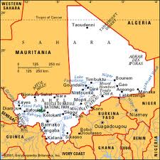 Mali Under French Military Occupation