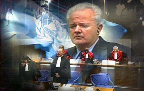 Image result for slobodan milosevic 2006