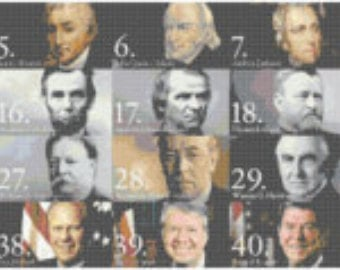 USA présidents