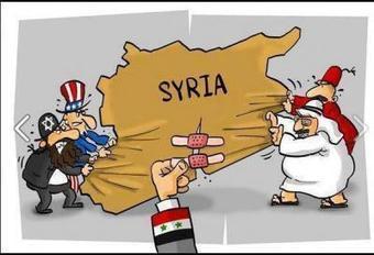 impérialisme syrie