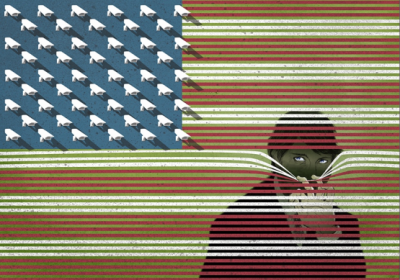 Surveillance 2010, artwork by Will Varner