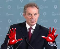 Tony Blair Heading for Handcuffs and a War Crimes Indictment? Blair
