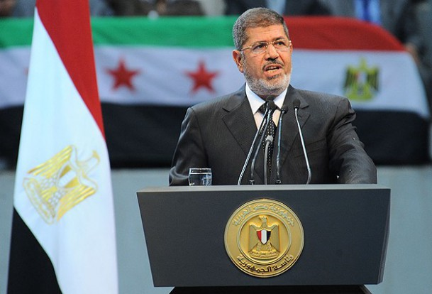"""""""Silence is Complacency"""": Against the Coup in Egypt"""
