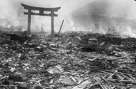 never forget Hiroshima and Nagasaki
