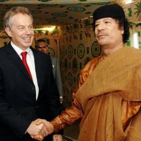 blair quaddafi
