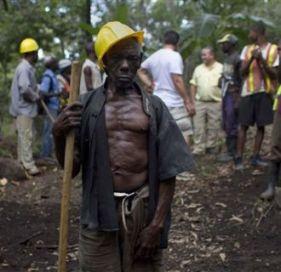 haiti mining