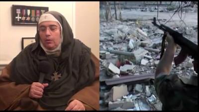 Mère Agnès Syrie
