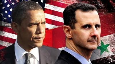 Obama-Assad-