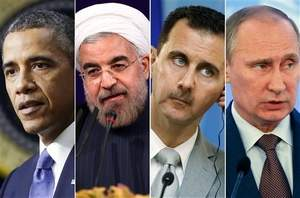 Syria Crisis Leaders