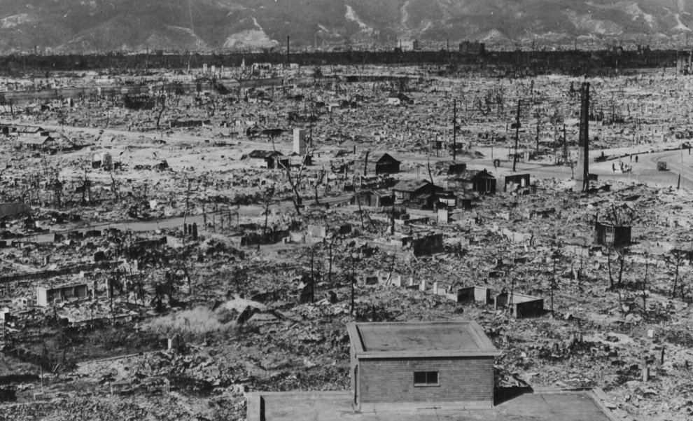 hiroshima4 The History of the Rise of American Imperialism and March Toward Self Destruction