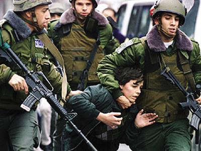 israel abuse palestinan children