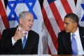 Obama et Netanyahu 2
