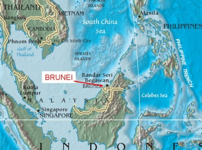 Brunei is America's East Pacific Cash Cow and Military Base - Global