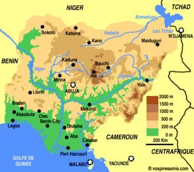 Nigeria-Relief