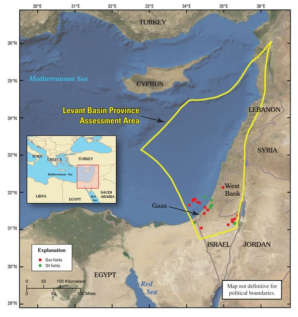 War and Natural Gas: The Israeli Invasion and Gaza's Offshore Gas Fields