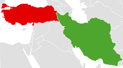 Turkey and Iran