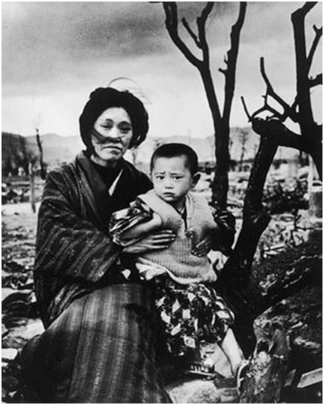Never Again: Hiroshima, Auschwitz and the Politics of Commemoration