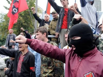 Néo-nazis Ukraine