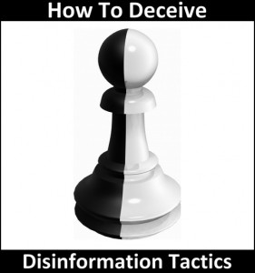 disinformation tactic