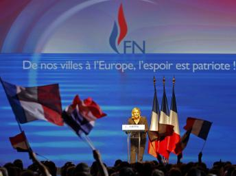 """The Thrashing of France's """"Left"""", The Rise of Le Pen's """"Front National"""""""