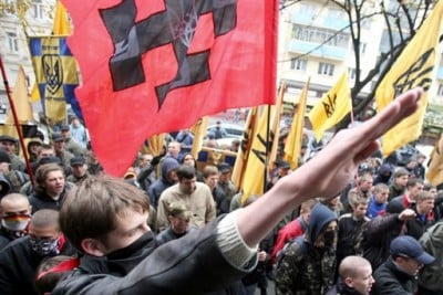 UKRAINE-HISTORY-UPA-RALLY
