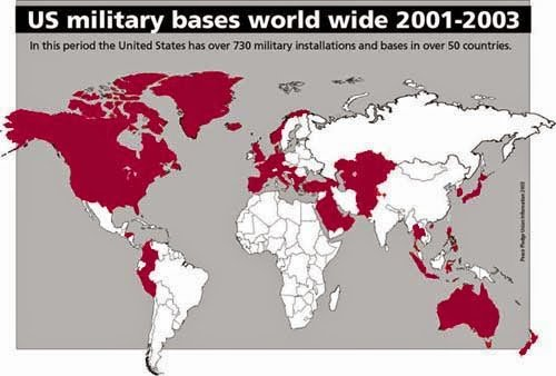 The US Military Bases Abroad Are Disrupting the World Order