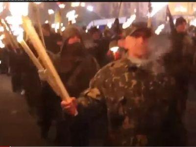 Ukraine groupe né-nazi