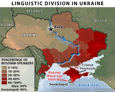 ukraine-linguistic-division
