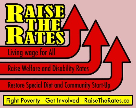 d088ceeef1dd8e ... is clearly a reference to what the Ontario Coalition Against Poverty  (OCAP) and others in the Raise the Rates Campaign have been saying. For  months now ...