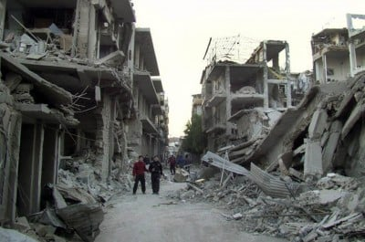 The War In Syria Debunking Lies And Fake News Eva Bartlett S