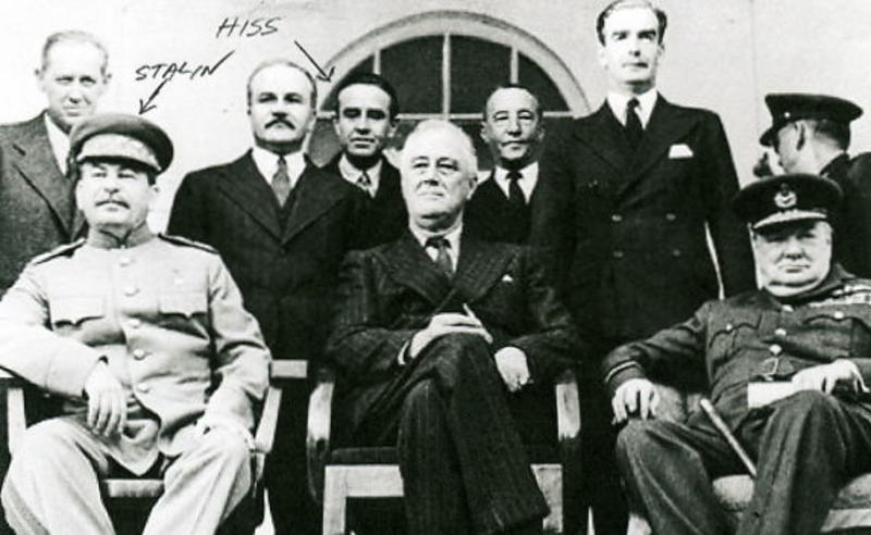 History Of World War Ii The Yalta Conference Global