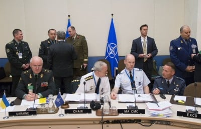 171st NATO Chiefs of Defence meetings-- Military Committee in Chiefs of Staff Session (MC/CS) with Ukraine