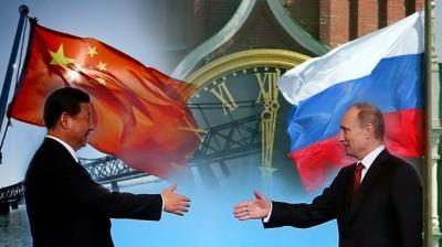 Xi Jinping Poutine