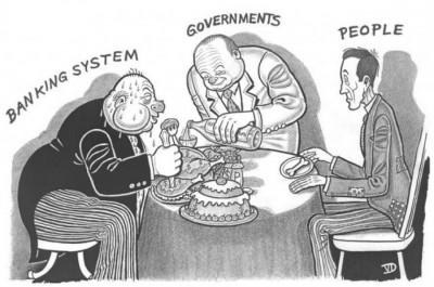 Banques gouvernements peuples