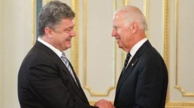 Poroshenko Biden