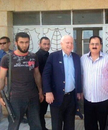 "ISIS ""Made In USA"" Mccainidriss"