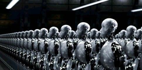 Forget Zombies. The Real Threat to Humanity Is Robots