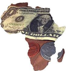 African dollar map