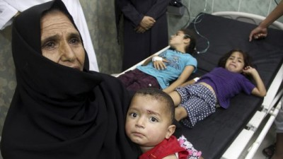 Gaza hôpital