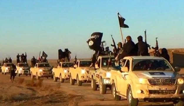 ISIL invasion