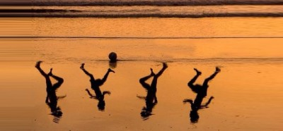 boys beach ball