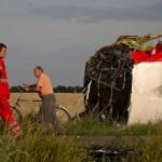 MH17 Witnesses Tell BBC They Saw Ukrainian Jet. BBC Deletes Video.