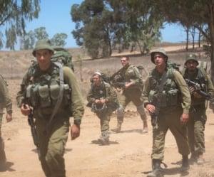 israeli-soldiers