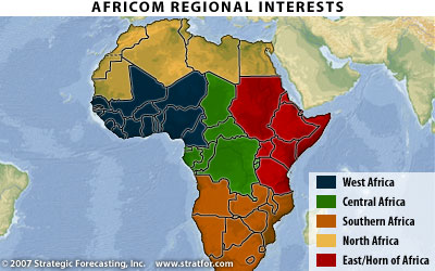 Map Of Spain And North Africa.What Spain Tells Us About The Future Of Africom U S Beefs Up