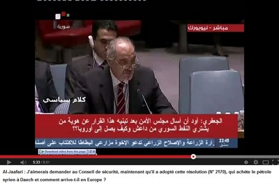 Al-Jaafari-resolution