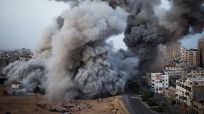 Bombes Gaza